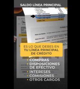 Palacio de Hierro estado de cuenta tarjeta consulta online en linea internet telefono sms presencial requisitos